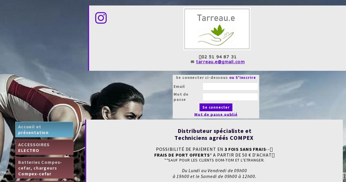 COMPEX CEFAR TARREAU.E - Ondes de chocs et Ultrason